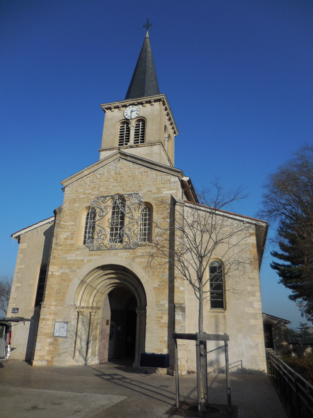 Eglise Saint Denis de Bron