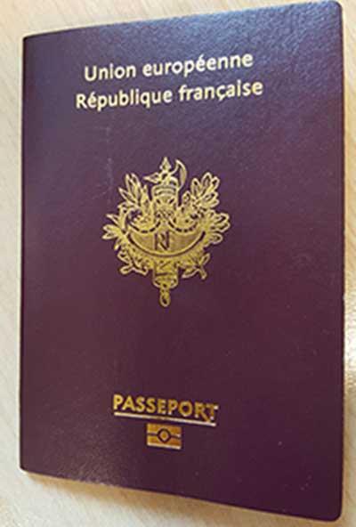 Passeport Ville De Bron