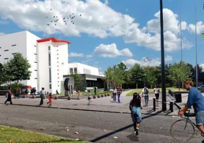 Les projets ville de bron - Piscine de bron ...